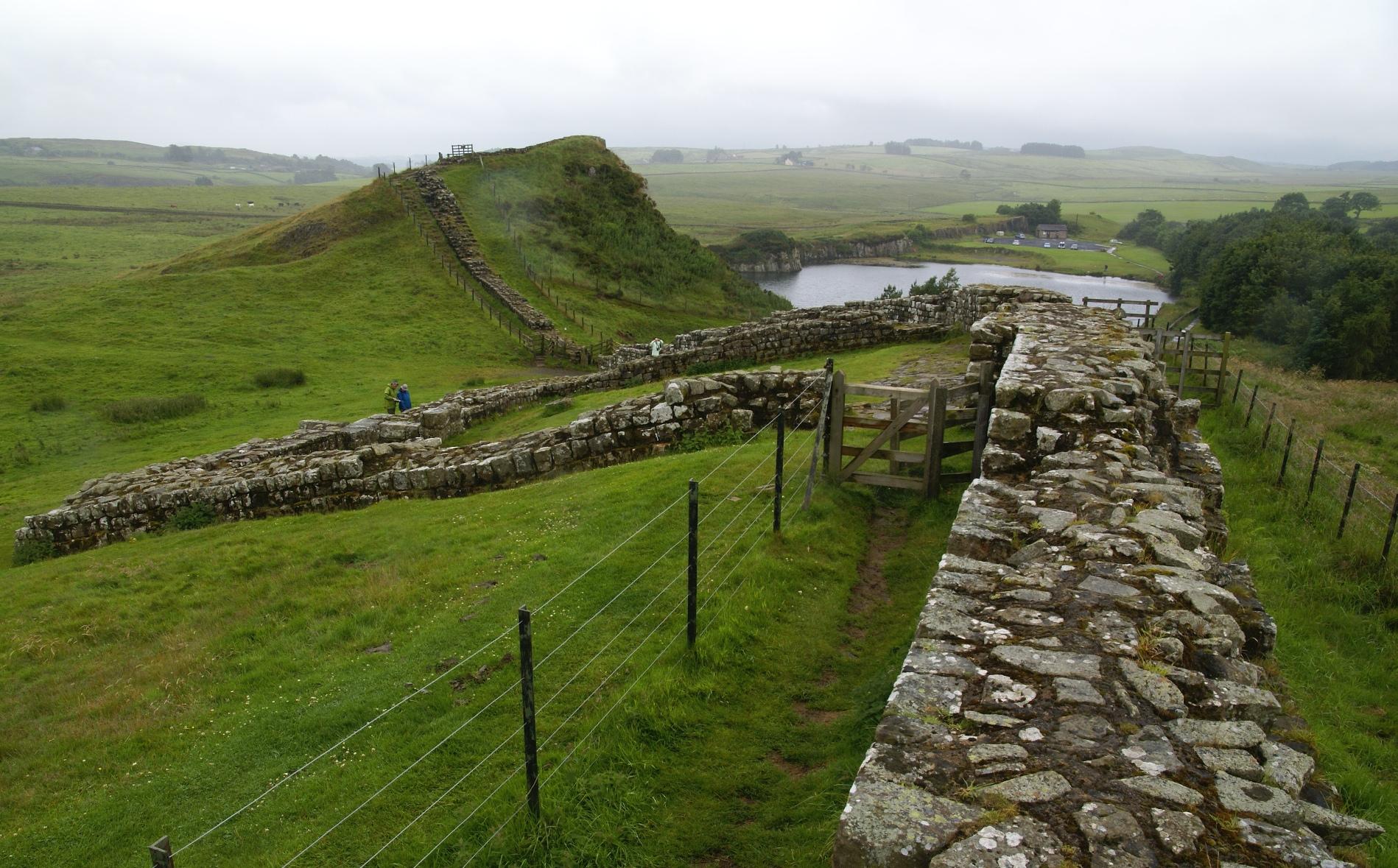Keizer Hadrianus Logeerde In Voorburg Archeologie Online