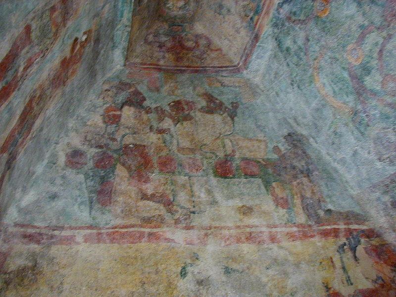 Maya Muurschilderingen Gevonden In Huis Guatemala