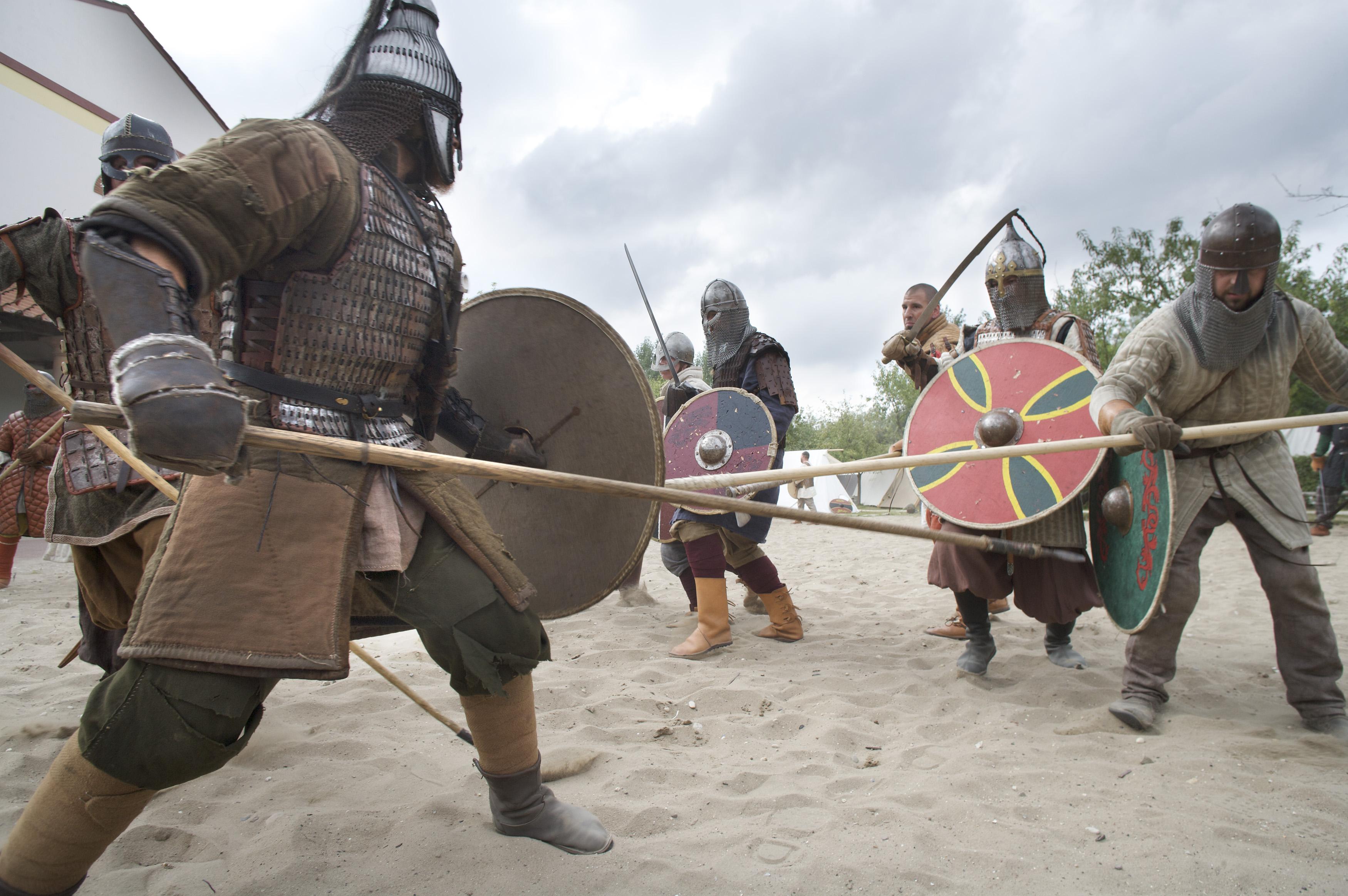 De Vikingen Veroveren Archeon Archeologie Online