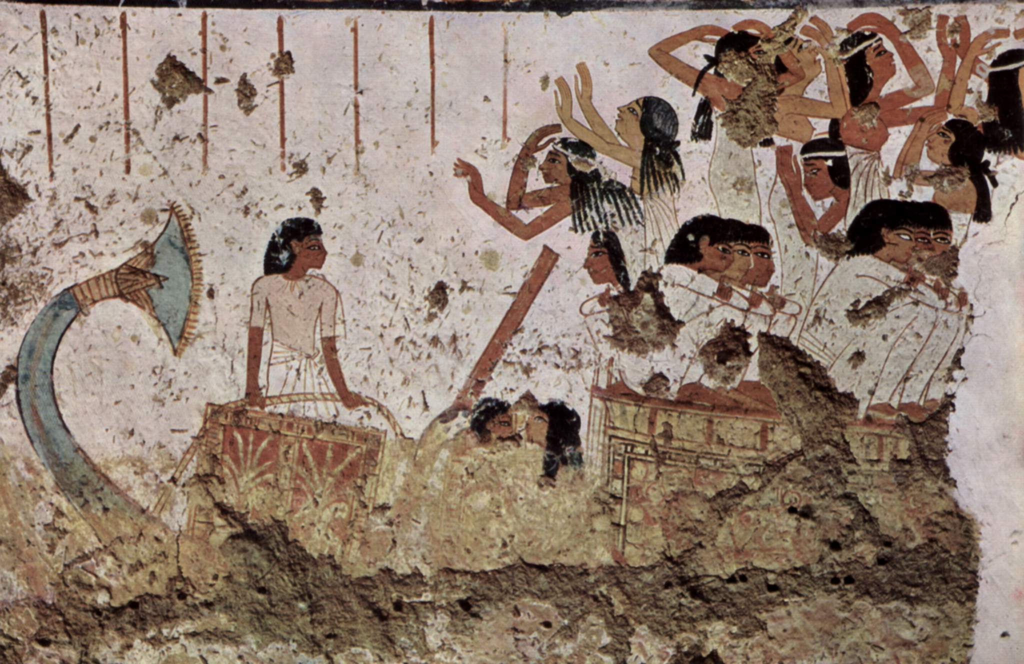 tombe vol mummies ontdekt in egypte archeologie online
