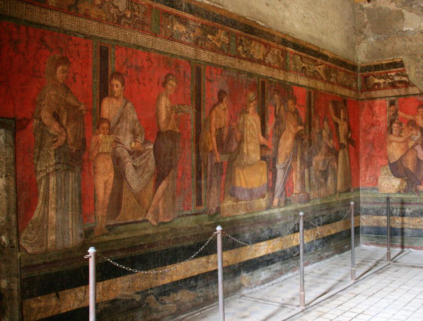 Campania Felix Het Rijke Romeinse Leven Rond Napels