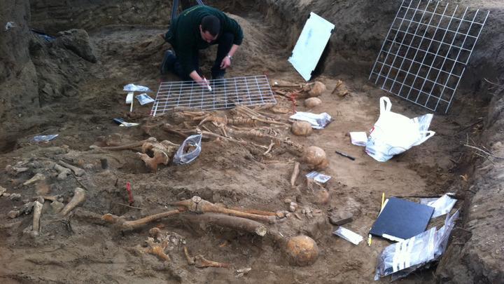 Zestien Skeletten Gevonden In Den Bosch Archeologie Online