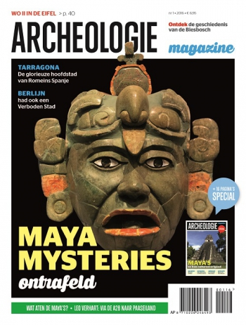 Archeologie Magazine: May-mysteries ontrafeld