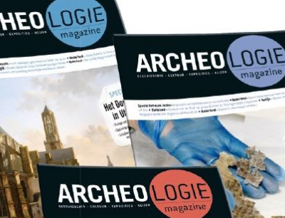 Covers Archeologie Magazine