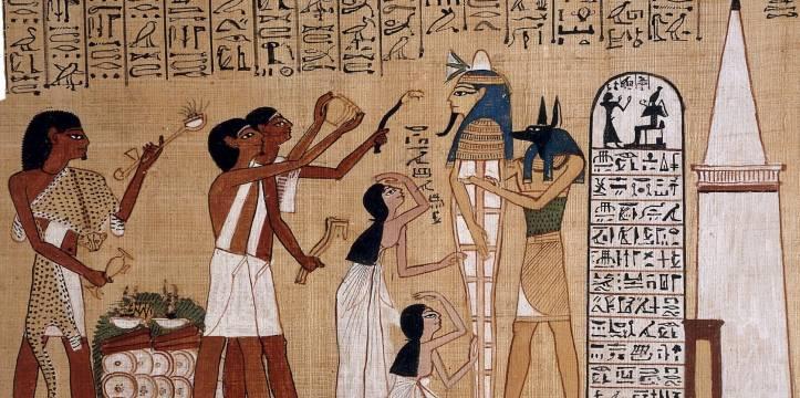 5 belangrijkste egyptische goden | archeologie online