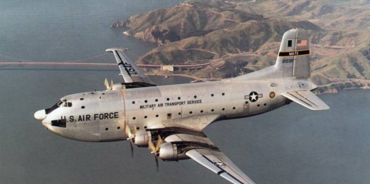 Globemaster II Us Airforce