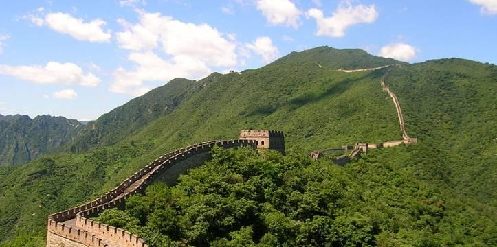 archeologisch onderzoek naar chinese muur voltooid   archeologie online