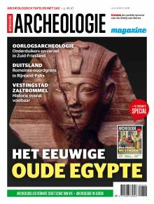 Archeologie Magazine cover 6