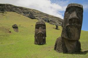 moai paaseiland