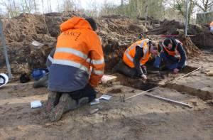 Drie skeletten gevonden in Vught