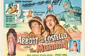 Bekijk Abbott and Costello Meet the Mummy in het RMO.